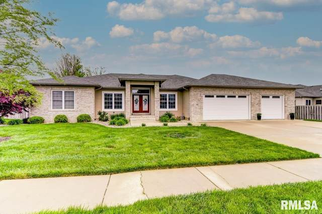 207 Sandstone Drive, Chatham, IL 62629 (#CA1006780) :: Kathy Garst Sales Team