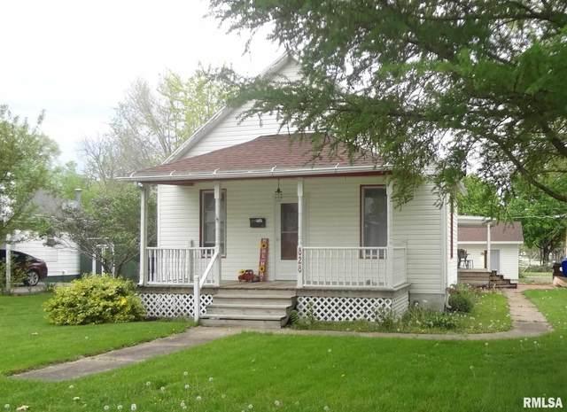 828 Decatur Street, Lincoln, IL 62656 (#CA1006802) :: Kathy Garst Sales Team