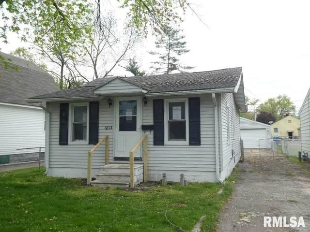 1813 E Keys Avenue, Springfield, IL 62702 (#CA1006827) :: Killebrew - Real Estate Group