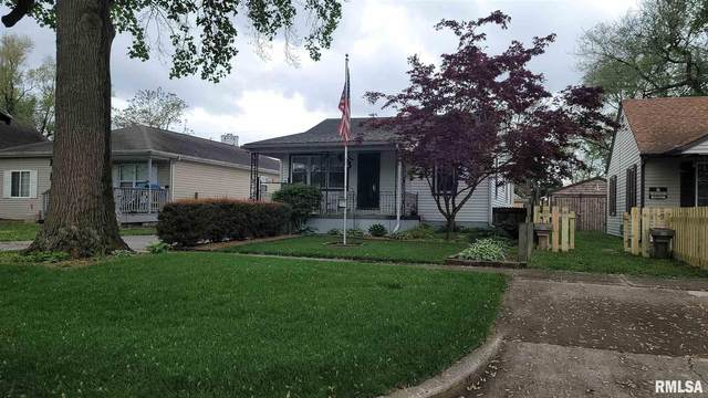 1129 N Indiana Avenue, Springfield, IL 62702 (#CA1006829) :: Killebrew - Real Estate Group