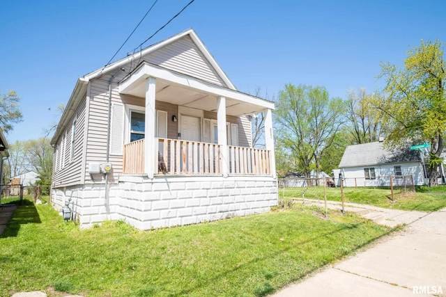 2701 W Latrobe Street, Peoria, IL 61605 (#PA1224625) :: Killebrew - Real Estate Group