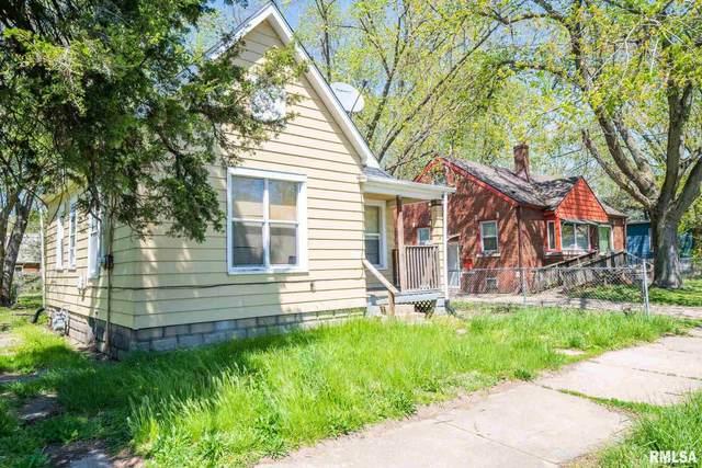 2113 W Howett Street, Peoria, IL 61605 (#PA1224626) :: Killebrew - Real Estate Group
