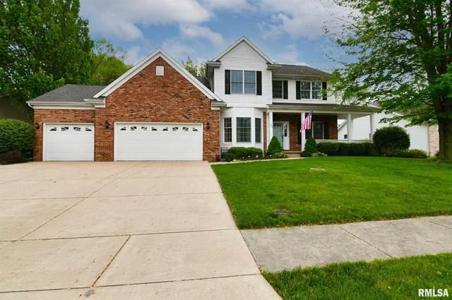 108 Manor Hill Drive, Chatham, IL 62629 (#CA1006849) :: RE/MAX Professionals