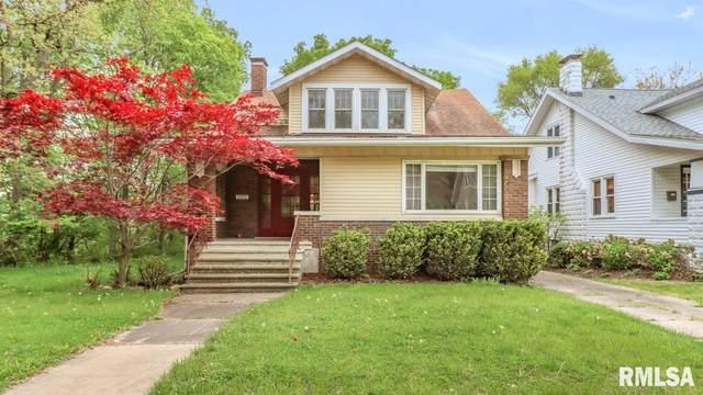 1344 E Hillcrest Place, Peoria, IL 61603 (#PA1224650) :: Killebrew - Real Estate Group