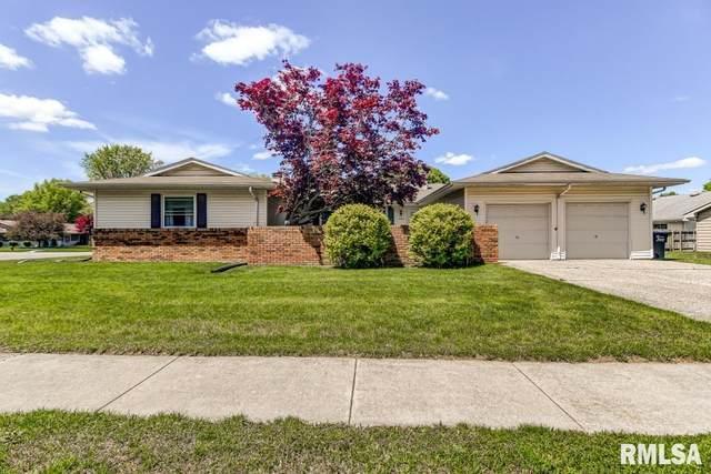 2517 Lemont Drive, Springfield, IL 62704 (#CA1006863) :: Kathy Garst Sales Team