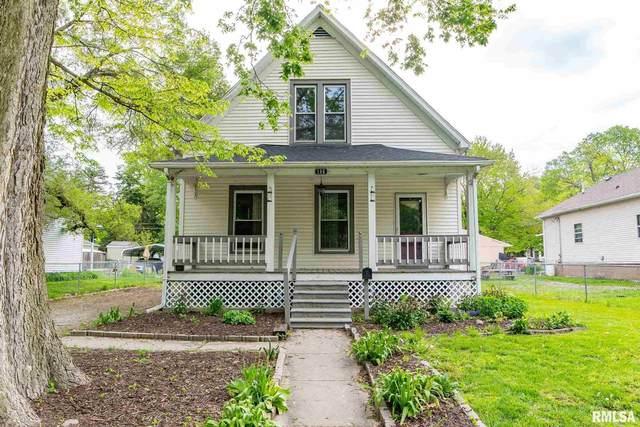 106 Oglesby Avenue, Lincoln, IL 62656 (#CA1006885) :: Kathy Garst Sales Team