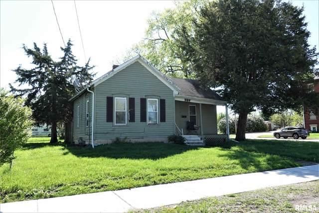 989 S Seminary Street, Galesburg, IL 61401 (#CA1006890) :: Kathy Garst Sales Team