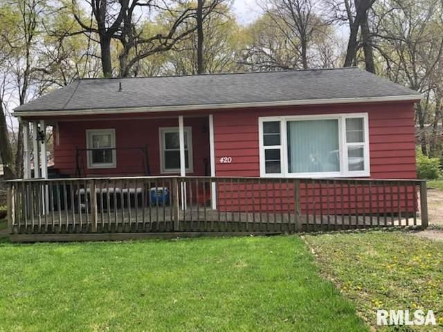 420 W Garfield Avenue, Bartonville, IL 61607 (#PA1224690) :: RE/MAX Preferred Choice
