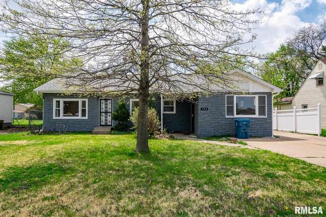 534 Avenue Of The Cities Avenue, East Moline, IL 61244 (#QC4221347) :: Killebrew - Real Estate Group