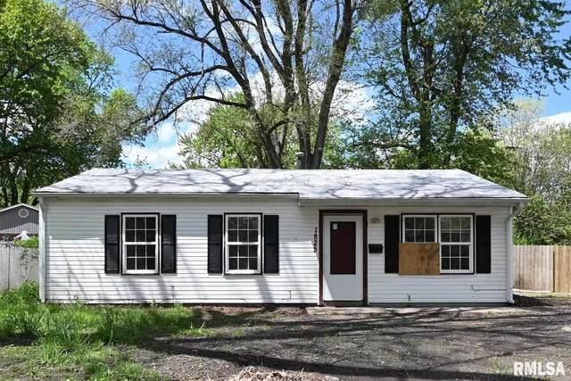 1825 S Pope Avenue, Springfield, IL 62703 (#CA1006917) :: Kathy Garst Sales Team