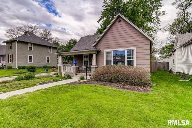 1039 N Osburn Avenue, Springfield, IL 62702 (#CA1006918) :: Kathy Garst Sales Team