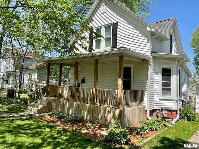 814 E Third Avenue, Monmouth, IL 61462 (#PA1224715) :: Killebrew - Real Estate Group