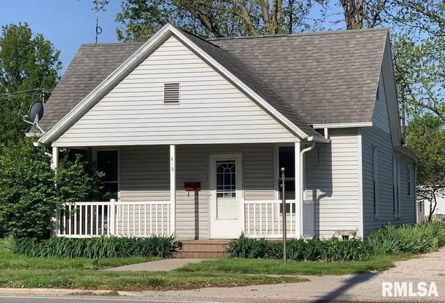 415 S Springfield Street, Virden, IL 62640 (#CA1006935) :: RE/MAX Professionals