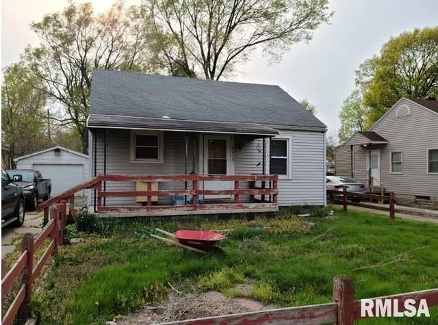 2913 S Walnut Street, Springfield, IL 62704 (#CA1006962) :: RE/MAX Professionals