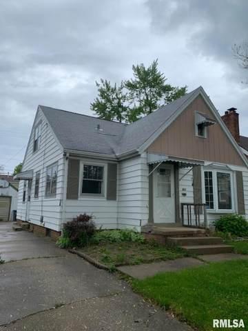 1021 E Fairoaks Avenue, Peoria, IL 61603 (#PA1224781) :: RE/MAX Professionals