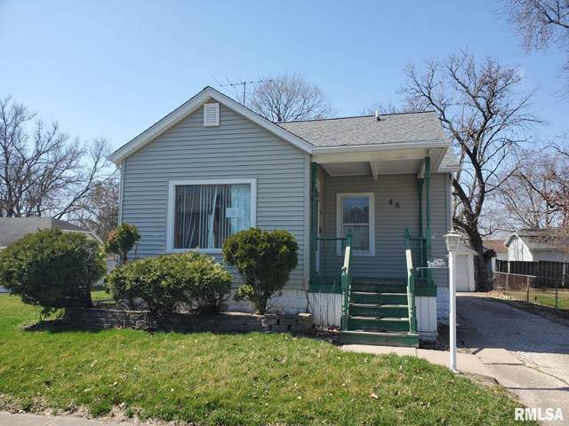48 S Ivan Avenue, Galesburg, IL 61401 (#QC4221474) :: Nikki Sailor | RE/MAX River Cities