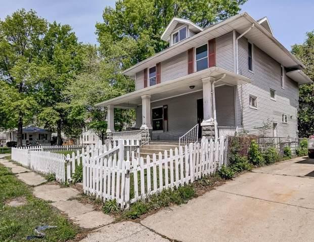 1231 W Lawrence Avenue, Springfield, IL 62704 (#CA1006992) :: Kathy Garst Sales Team