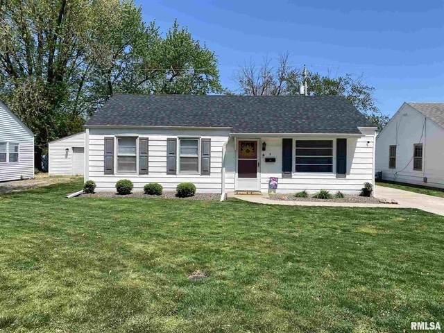 5 Reed Court, Springfield, IL 62704 (#CA1007010) :: Kathy Garst Sales Team