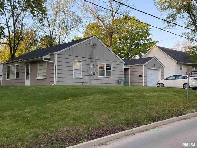 310 N Clay Street, Macomb, IL 61455 (#PA1224858) :: RE/MAX Professionals