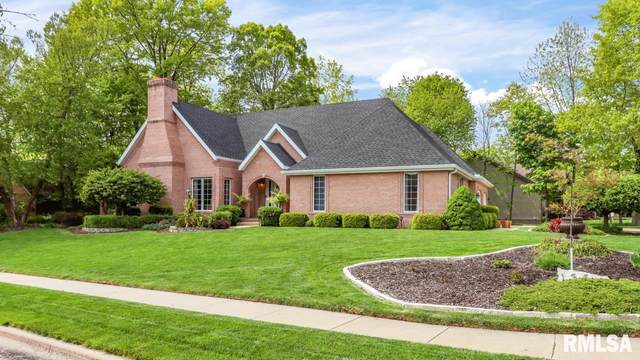 135 Fawn Haven Drive, East Peoria, IL 61611 (#PA1224885) :: RE/MAX Preferred Choice