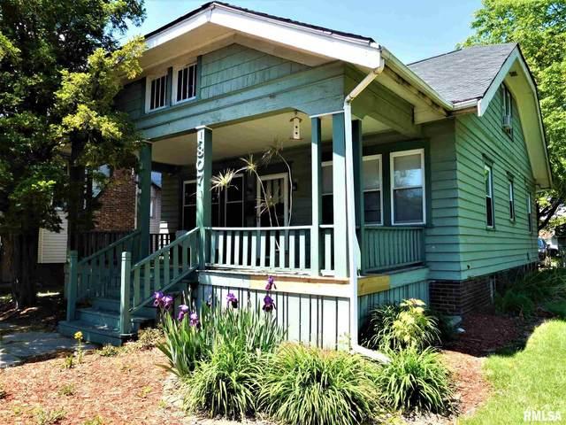 1807 W Main Street, Peoria, IL 61606 (#PA1224887) :: RE/MAX Professionals