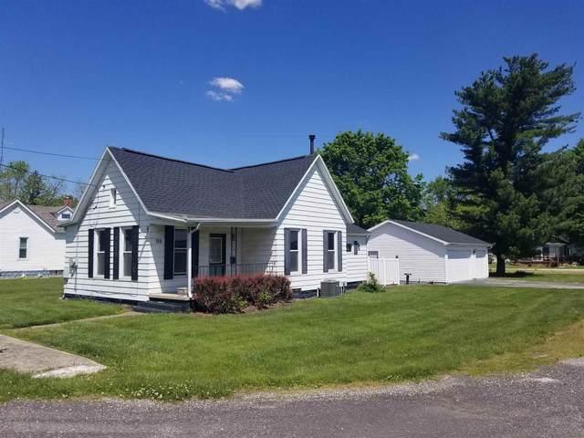 703 N Dye Street, Virden, IL 62690 (#CA1007040) :: Kathy Garst Sales Team