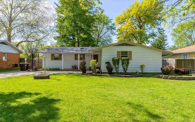 1413 Rutledge Drive, Lincoln, IL 62656 (#CA1007045) :: Kathy Garst Sales Team