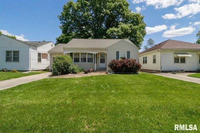 2504 S Pasfield Street, Springfield, IL 62704 (#CA1007050) :: Kathy Garst Sales Team