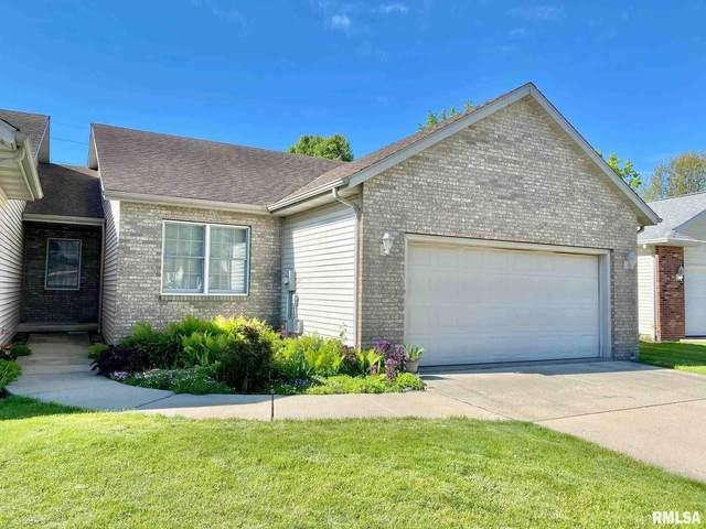 3520 Teakwood Drive, Springfield, IL 62712 (#CA1007056) :: Kathy Garst Sales Team