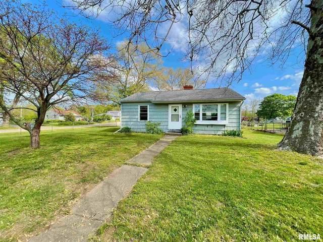 4903 E Richland Avenue, Chillicothe, IL 61523 (#PA1224927) :: The Bryson Smith Team