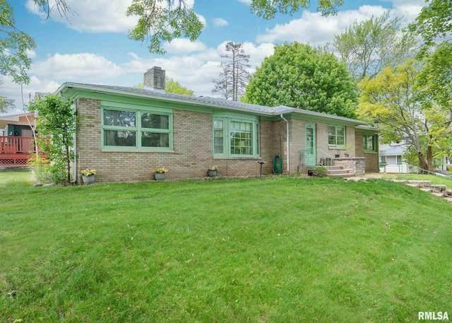 1421 25TH Street, Moline, IL 61265 (#QC4221609) :: Paramount Homes QC