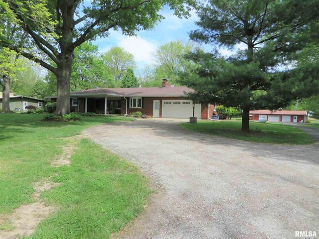 410 Country Club Road, Jacksonville, IL 62650 (#CA1007063) :: Kathy Garst Sales Team