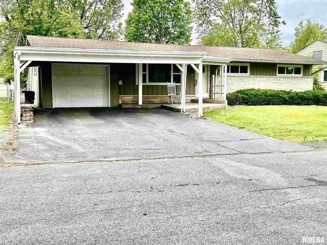 521 Frederick Street, Herrin, IL 62948 (MLS #QC4221648) :: BN Homes Group