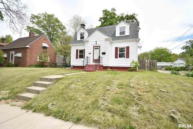 2552 S 7TH Street, Springfield, IL 62703 (MLS #CA1007083) :: BN Homes Group