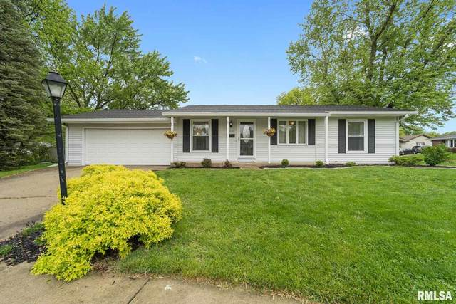 1370 Valley Dr Drive, Springfield, IL 62702 (#CA1007089) :: Nikki Sailor | RE/MAX River Cities