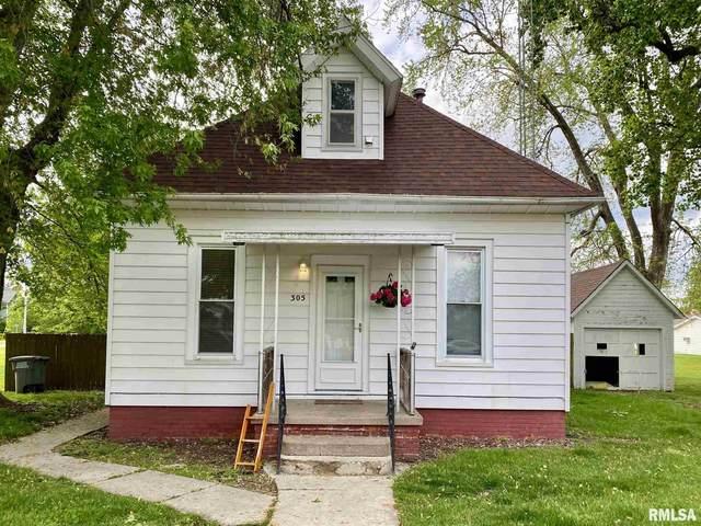 305 E Roberts Street, Colchester, IL 62326 (#PA1224953) :: Nikki Sailor | RE/MAX River Cities
