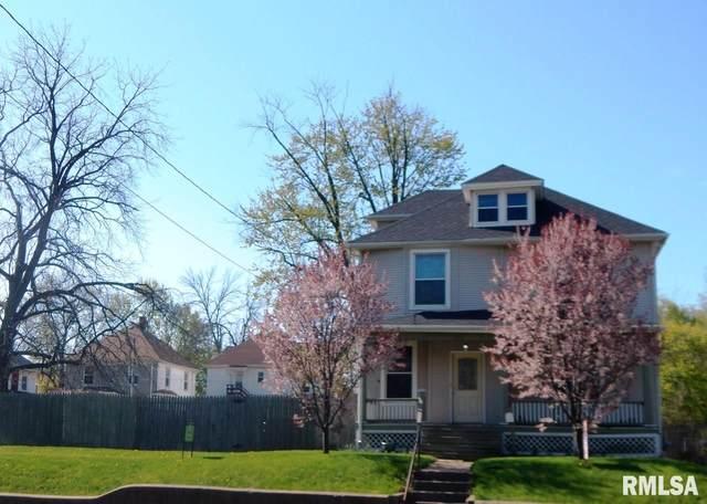 211 E Locust, Davenport, IA 52803 (MLS #QC4221671) :: BN Homes Group