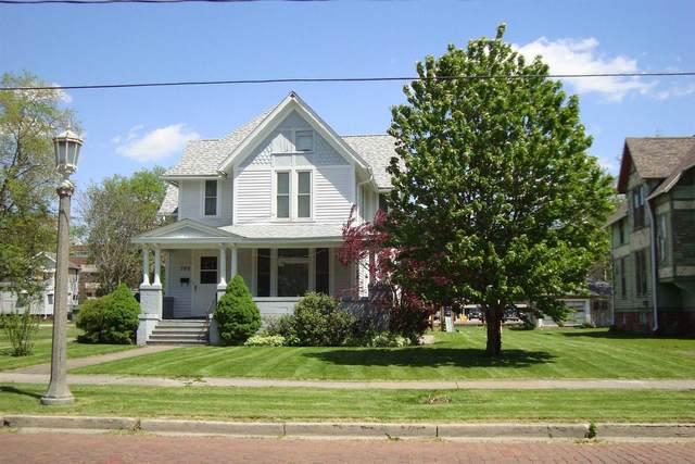 725 N Prairie, Galesburg, IL 61401 (#CA1007109) :: RE/MAX Professionals