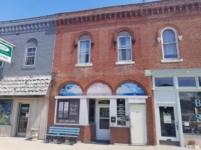 149 E Jackson Street, Virden, IL 62690 (#CA1007117) :: RE/MAX Professionals