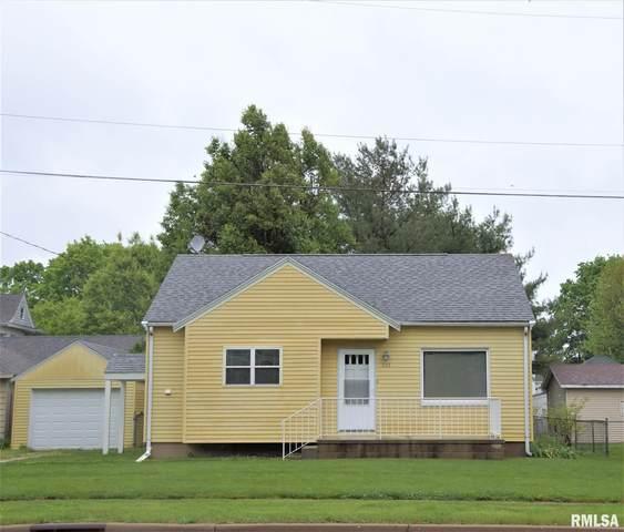 208 W Spring Street, Princeville, IL 61559 (#PA1224999) :: RE/MAX Professionals