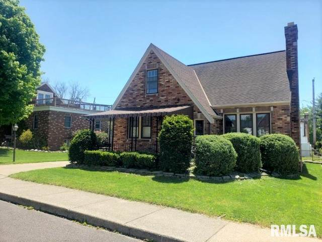 1202 E Richwoods Boulevard, Peoria, IL 61603 (#PA1225003) :: RE/MAX Preferred Choice