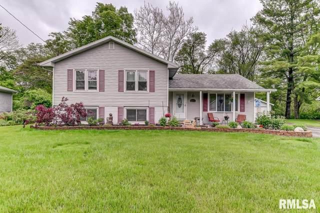302 S Glen Oak Drive, Athens, IL 62613 (#CA1007139) :: Killebrew - Real Estate Group