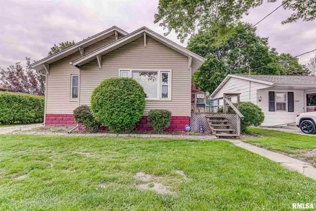 1221 W Prairie Street, Taylorville, IL 62568 (#CA1007143) :: RE/MAX Professionals