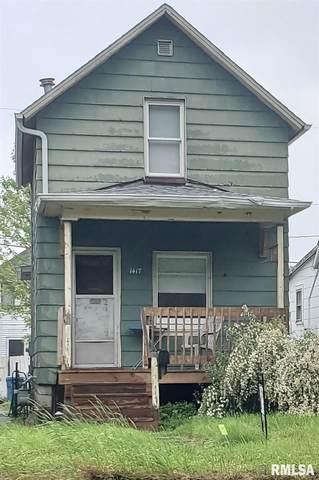 1417 18TH, East Moline, IL 61244 (MLS #QC4221755) :: BN Homes Group