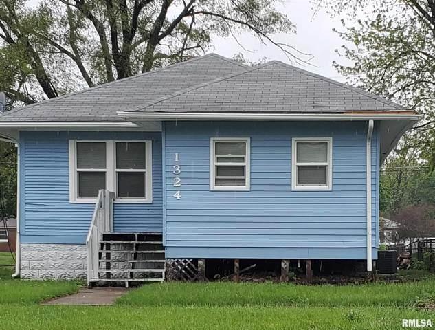 1324 9TH, Rock Island, IL 61201 (MLS #QC4221756) :: BN Homes Group