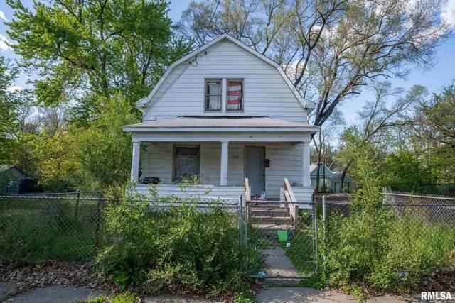 2203 W Howett Street, Peoria, IL 61605 (MLS #PA1225050) :: BN Homes Group