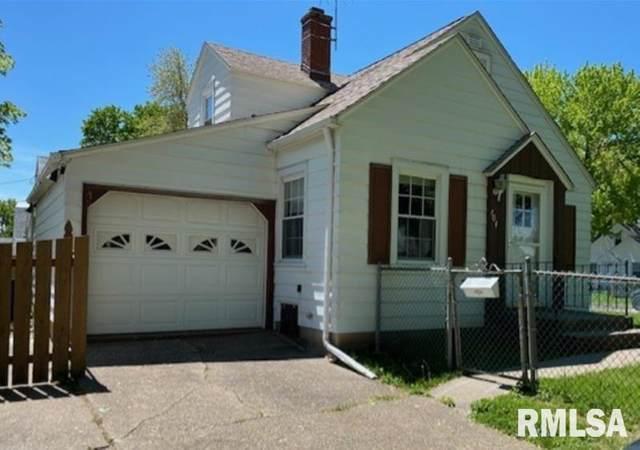 404 21ST, Moline, IL 61265 (MLS #QC4221806) :: BN Homes Group