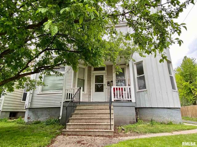 609 W Armstrong Avenue, Peoria, IL 61606 (#PA1225120) :: RE/MAX Preferred Choice