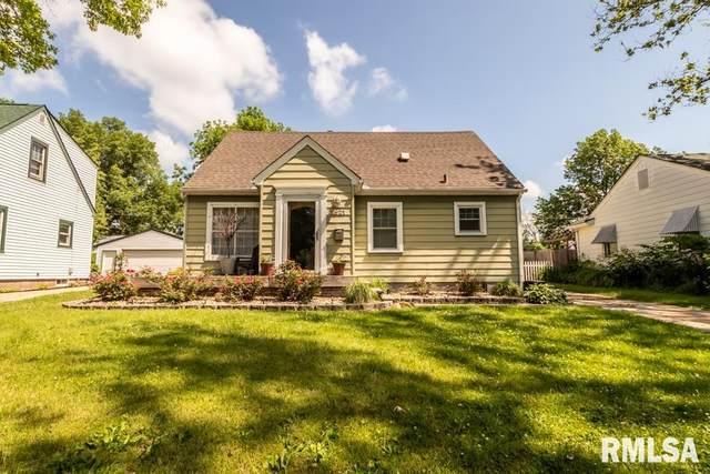 2521 W Barker Avenue, Peoria, IL 61604 (#PA1225142) :: RE/MAX Professionals