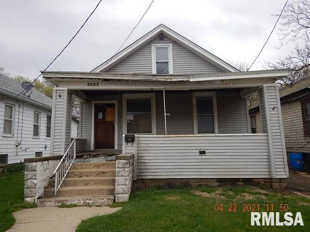 1316 N Douglas Street, Peoria, IL 61606 (MLS #QC4221912) :: BN Homes Group
